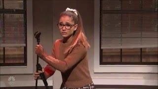 Ariana Grande SNL | Rihanna - Work PARODY