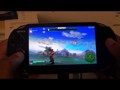 Dragon Ball Z Battle Of Z PS Vita Gameplay & First Look