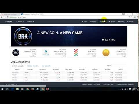 Xxx Mp4 How To Creat Bittrex Wallet Bitcoin Ka Adress Kaise Banaye Hindi Urdu 3gp Sex