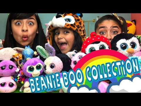 Beanie Boo Collection REVIEWS & HAULS GEM Sisters