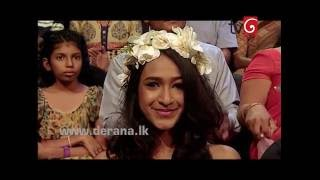 Derana Little Star Season 08 - Singing | 01st October 2016