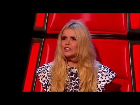 Paloma Faith Best Moments on The Voice UK part 1