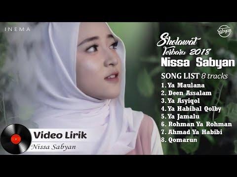 Xxx Mp4 NISSA SABYAN Full Album Video Lirik Lagu Sholawat Terbaru 2018 3gp Sex