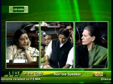 Shri Deepender Singh Hooda on FDI in retail (Full)