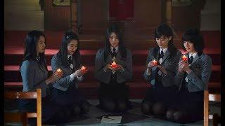 分分钟看电影:几分钟看完韩国恐怖电影《女高怪谈5:结伴自杀》