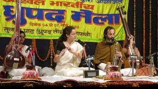 Samvad & Sukhad Munde live @ Dhrupad Mela 2016