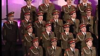 Les Choeurs de l'Armée Rouge Alexandrov - Nabucco, Choeur des Esclaves (Live Israël)