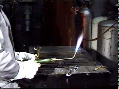 Safe Welding and Cutting with Oxy Fuel