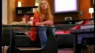 Vanessa Paradis - Interview {in apartment} PART 1.flv