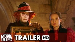 Alice Through the Looking Glass 'First Look' Trailer (2016) - Mia Wasikowska [HD]