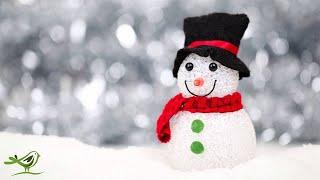 Relaxing Christmas Music: Silent Night | Instrumental Harp Music | Sleep & Background ★21