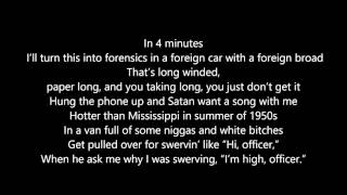 2 Chainz - Bounce ft. Lil Wayne LYRICS