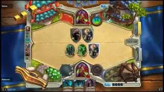 Hearthstone Game Play