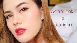 Get ready with me ! Asian Look:แต่งหน้าออกงานด้วยตัวเอง (สำหรับมือใหม่ x Lucklhub)
