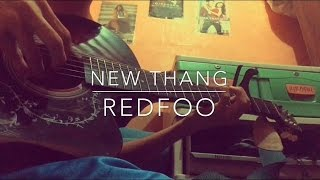 New Thang - Redfoo (fingerstyle cover + free tab)