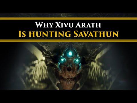 Destiny 2 Lore This is why Xivu Arath is hunting Savathun