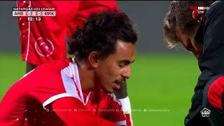 مباراة : المرخية 0 - 5 العربي .. قطر غاز ليغ