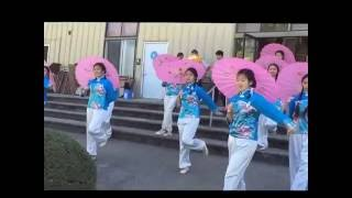 World Dance Day 2016 COTB01 萬佛城 City of Ten Thousand Buddhas    CARnHAL