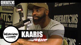 Kaaris - Interview #OkouGnakouri (Live des studios de Generations)