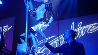 Robot Strippers Take Over Vegas Club at CES