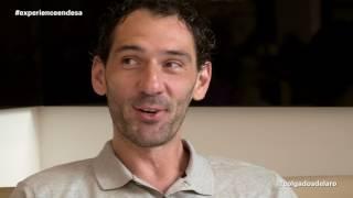 COLGADOS DEL ARO T2 - Jorge Garbajosa. La entrevista - Semana 39 #CdA75