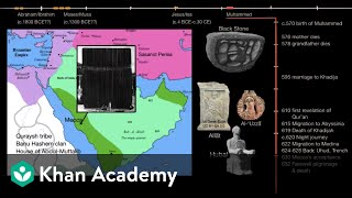 Life of Muhammad and beginnings of Islam part 1  | World History | Khan Academy
