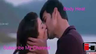 Kajal Agarwal Hot Lip Lock Collection in Slow Motion