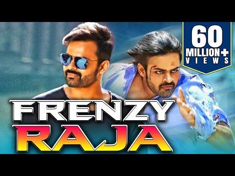 Frenzy Raja (2018) Telugu Hindi Dubbed Full Movie   Sai Dharam Tej, Larissa Bonesi, Mannara Chopra