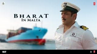 Bharat In Malta  Bharat  Salman Khan  Katrina Kaif  Movie Releasing On 5 June 2019 uploaded on 30-05-2019 239069 views