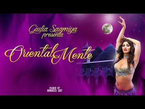 Orientalmente 2015 promo Saggio spettacolo di Giulia Saamiya