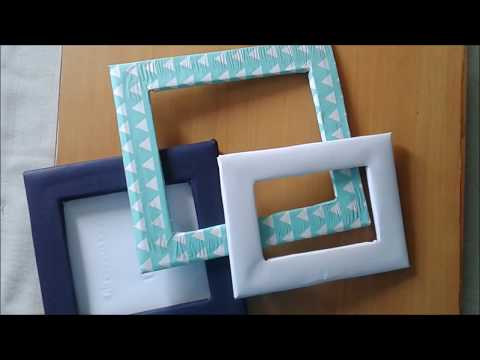 Xxx Mp4 HOW TO MAKE A PHOTO FRAME WITH WASTE MATERIAL AT HOME DIY CARDBOARD PHOTO FRAME 3gp Sex