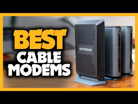 Best Cable Modems in 2021 Which Is The Best Cable Modem For You