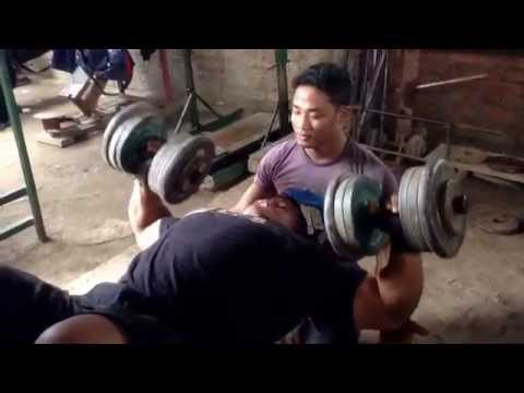 Xxx Mp4 Our Gym YBB Gym Manipur TO BUILD A BODY YOU REQUIRE DEDICATION AND HARD WORK NOT A BRANDED MACHINE 3gp Sex