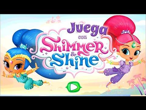 Xxx Mp4 Juega Con Shimmer Y Shine App Gameplay 3gp Sex