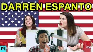 Americans React to Darren Espanto