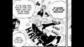 ○ One Piece Doujinshi - Yuki ni Furu Bourei - Zoro x Sanji (ZoSan) ○
