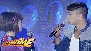 It's Showtime: Popoy-Basha scene reenactment