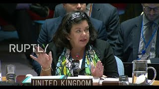 LIVE: UN Security Council discusses situation in Syria