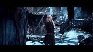 The Hobbit Thranduil and Legolas