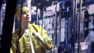 Justin Bieber -  Mark My Words and Where R U Now? (Live in Toronto, ON on May 19, 2016)