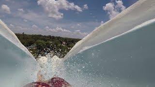 A Hot Summer Day At Disney's Blizzard Beach | Orlando Water Park Week