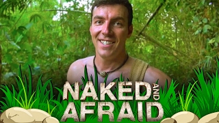 Naked and Afraid [Day 1] - INTO THE JUNGLE