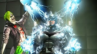 Injustice 2 All Super Moves 4K UHD 2160p