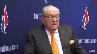 Compilation des meilleurs petites phrases de Jean Marie Le Pen