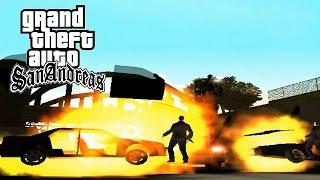 GTA SAN ANDREAS #09 - CARGA EXPLOSIVA