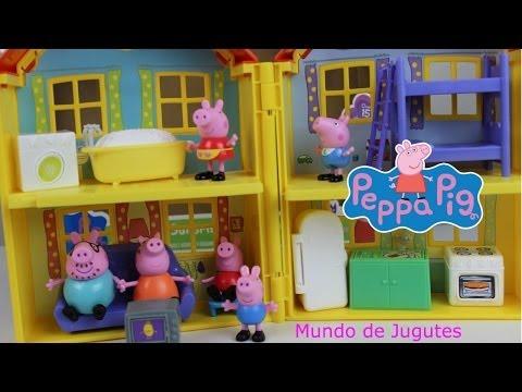 Xxx Mp4 Peppa Pig La Casa El Auto Figuras Jugutes Varidos Peppa Pig Mundo De Jugutes 3gp Sex