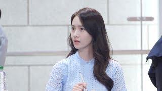 170811 소녀시대 (SNSD) - 팬사인회 대기 [윤아] Yoona 직캠 Fancam (롯데월드몰 롯데시네마시네파크) by Mera