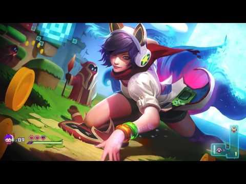 Arcade ARHI Login Theme - League of Legends