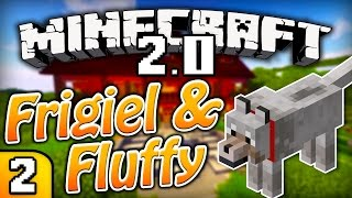 FRIGIEL & FLUFFY : Ma servante est folle ! | Minecraft -  S4 Ep.02