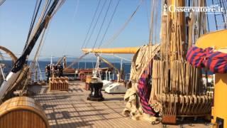 Nave Vespucci 2016 in navigazione